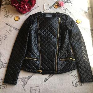 Kate&Mallory Jacket color Black size Xs🌸